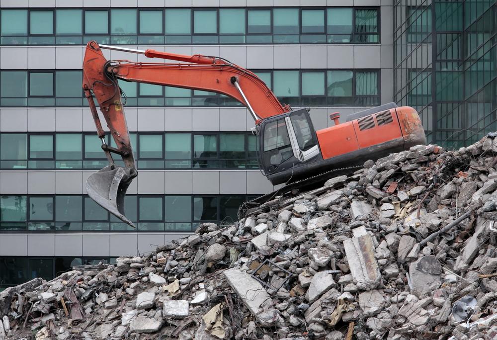 Demolizione agevolata se c'è ricostruzione