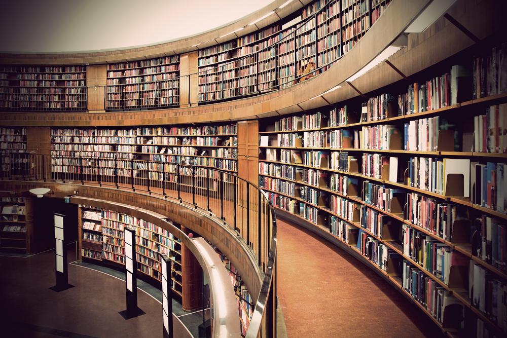 L'appalto della biblioteca comunale