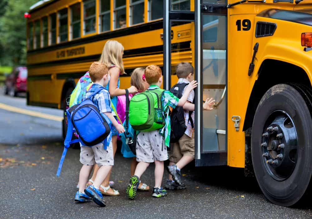 I contributi al trasporto scolastico
